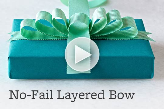 No-Fail Layered Bow