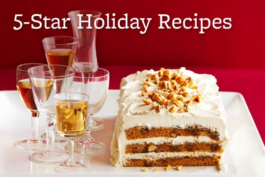 5-Star Holiday Recipes