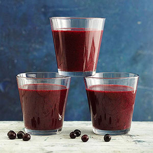 Sweet Beets and Greens Smoothies