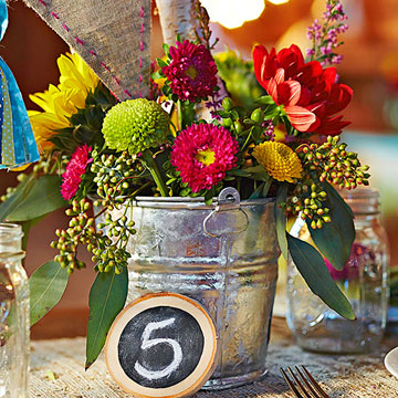 Do-It-Yourself Wedding Decorations