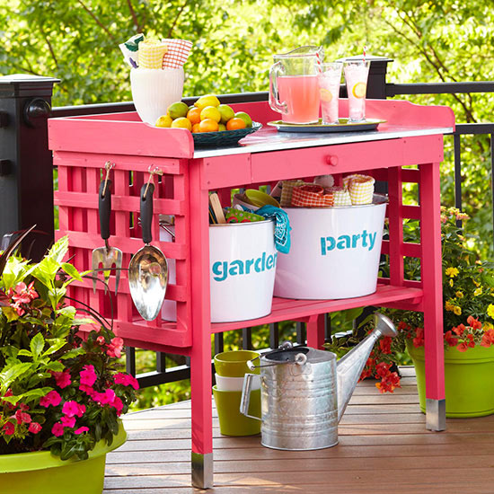 Potting Bench Accessories