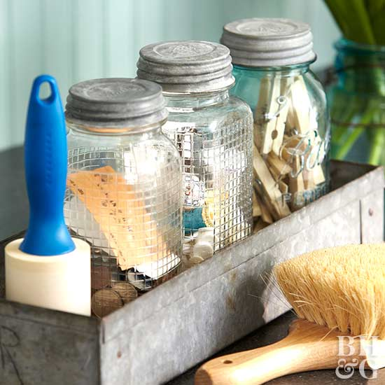 Decorating With Mason Jars