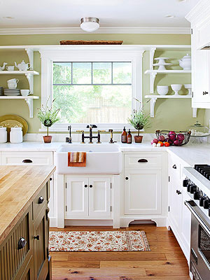 Country Kitchen Renovation Ideas before & after kitchen renovations: country kitchens