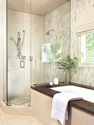 Make Shower Doors Sparkle!