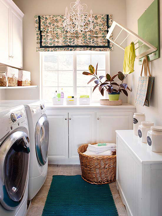 Laundry room cabinetry ideas for Raumgestaltung tipps