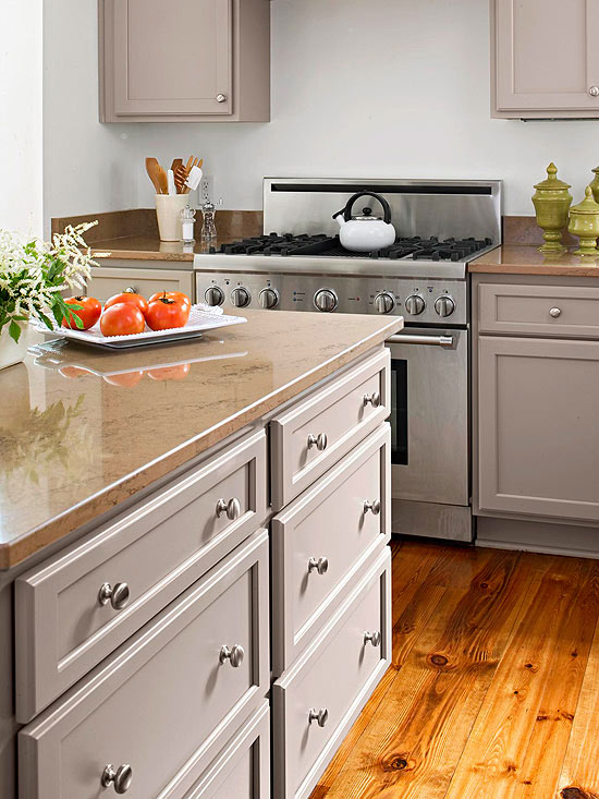 Replacing Kitchen Countertops