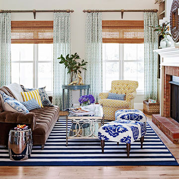 The Blues: Our Fave Color Combos
