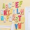 Alphabet Artwork Gift