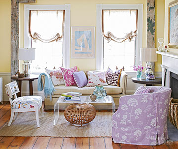 Browse Cottage Style Rooms