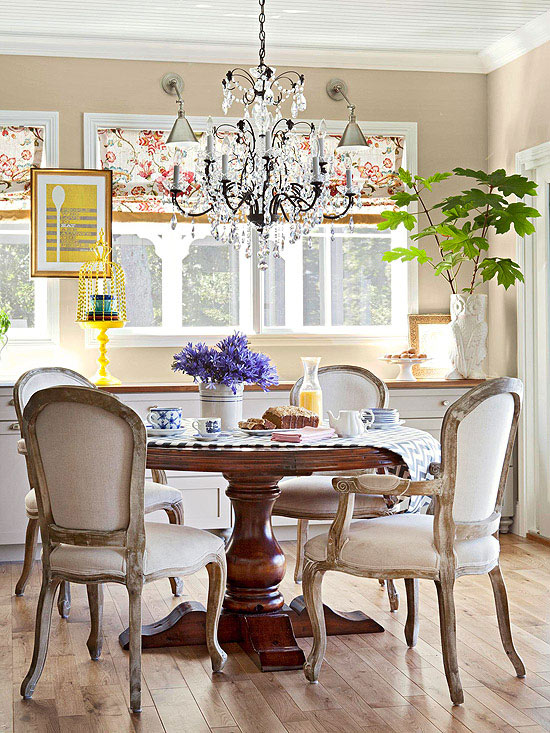 Delightful Dining Room