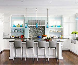 Create a Kitchen for Entertaining