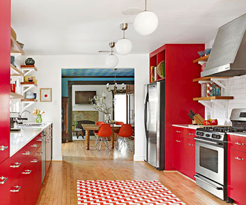 Get the Look: Very Cherry Kitchen