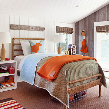 Browse Ideas for Boy's Bedrooms
