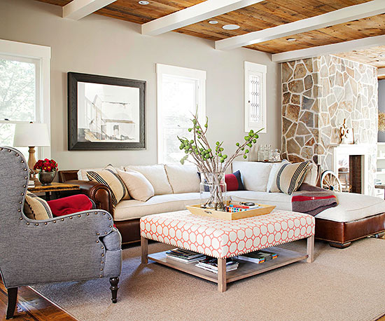 Decorating Ideas for Earthy Rooms