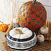 No-Carve Animal Print Pumpkins