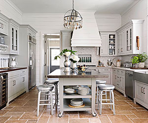 Kitchen Island Storage Ideas - Better Homes and Gardens - BHG.com