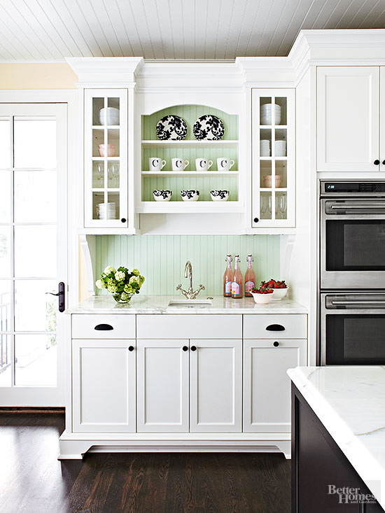Kitchen Decorating Better Homes And Gardens