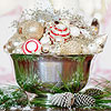 Gather Ornaments in a Bowl