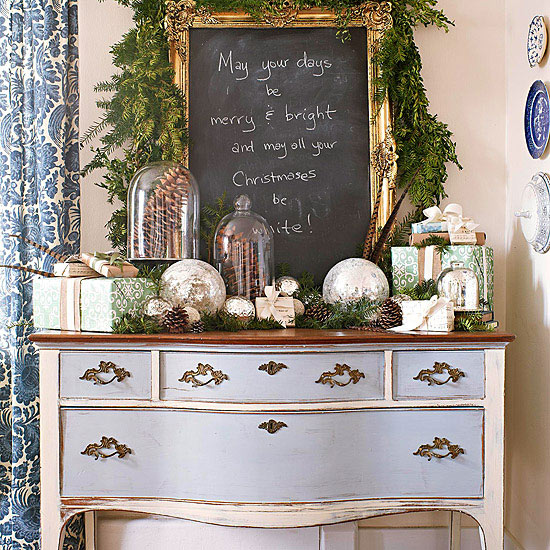 6 Ways to Create a Christmas Woodland Wonderland