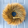 Wheat Welcome Wreath