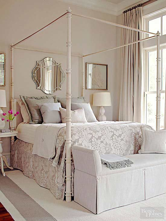 If Youu0027re Looking For A Tranquil, Sophisticated Feel In Your Bedroom, Use A  No Fail, Gorgeous Greige Palette. Adding Multiple Layers Of Greige To Your  Room, ...