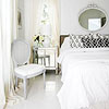 Snowy White Color Scheme