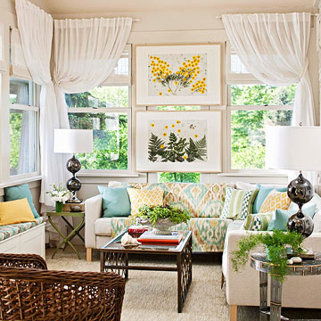 Stunning Sunroom Ideas
