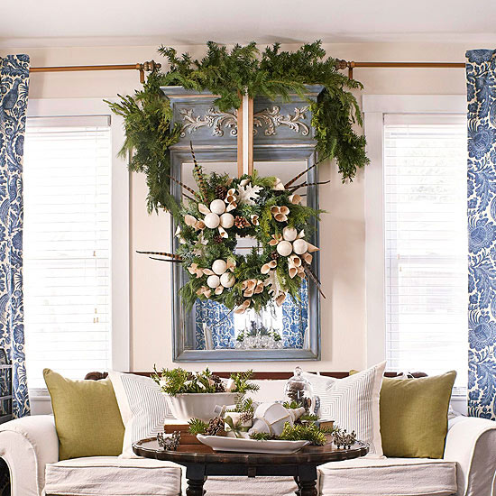 Embellish with Greenery