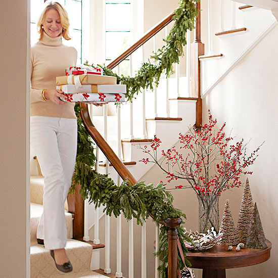 Tried-and-True Evergreen Garland