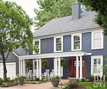 Try New Exterior Colors