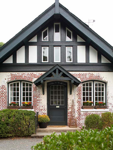 Beautiful Brick Siding Ideas