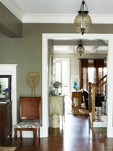 House Tour: Rustic Meets Refined