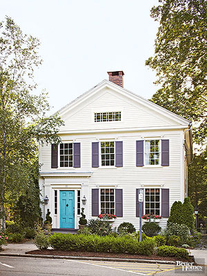 Home Tour: Incorporating Color