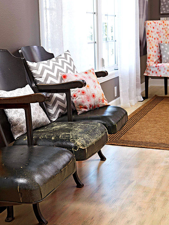 How to Whitewash Wood Floors