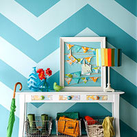 Paint a Chevron