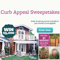 Boost Your Curb Appeal and Win $5,000!
