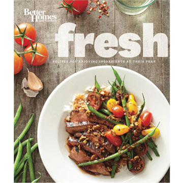 Get it! 250+ Recipes from Fresh Cookbook