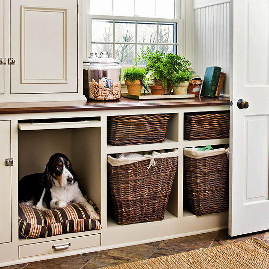 Cool dog bed ideas for Dog room furniture