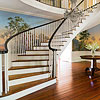 Highlight a Curved Staircase