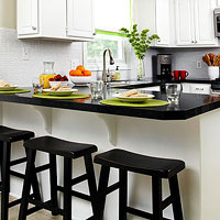 Black Countertops