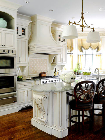 Get the Look: French Country Kitchen