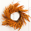Autumn Raffia Wreath