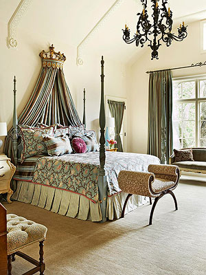 Bedrooms Fit for a Fairy Tale