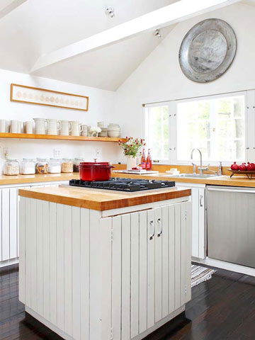 How to Use White in Your Kitchen