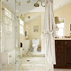 Double Shower Doors