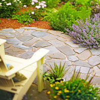 Six Steps to a Patio
