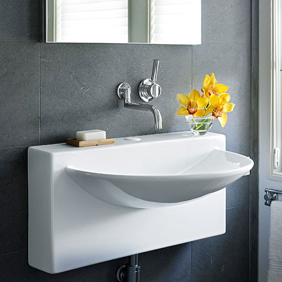 . Small Bathroom Sinks