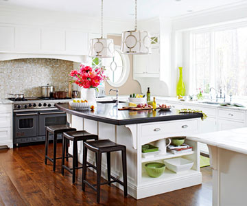See the Secret to Sparkling Countertops