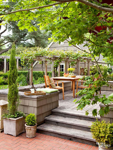 The Top 3 Decking Materials