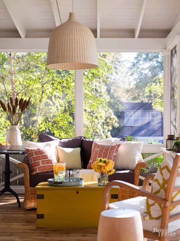 Tips for Outdoor Spaces
